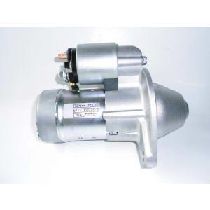 ヤンマーコマツ用 セルモーターS114-817A (12960877010) 新品|niwa-plusnet