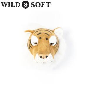 WILD & SOFT(ワイルド アンド ソフト) Animal Head アニマルヘッド トラ(タイガー) 692-337|niwanolifecore