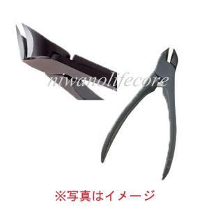 SUWADA 爪切りブラック(斜刃) / Lサイズ 長さ12cm niwanolifecore