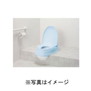 和式トイレを洋式に  サニタリエース OD 両用式 / 533-304 標準タイプ ライトブルー niwanolifecore