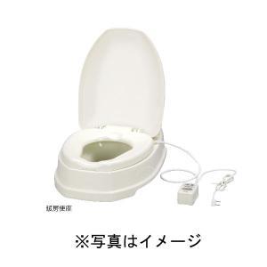 和式トイレを洋式に  サニタリエース OD 両用式 / 871-028 暖房便座タイプ 補高#8 niwanolifecore
