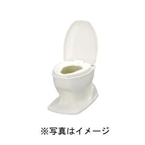 和式トイレを洋式に  サニタリエース OD 据置式 / 871-034 補高♯8 アイボリー niwanolifecore