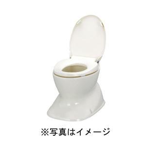 和式トイレを洋式に  サニタリエース HG 据置式 / 534-123 アイボリー niwanolifecore