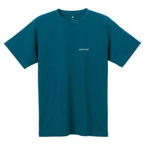 モンベル メンズ Tシャツ WIC.T ワンポイントロゴ ダ...