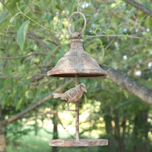 バードフィーダー 釣り下げ型 −Bタイプ− (野鳥の餌台 ハンキング ガーデン 小鳥 鳥 野鳥 バードウォッチング)