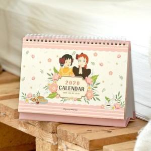 .。・★内容.。・★  ※このカレンダーは韓国版です。韓国語で書かれており、祝日などは韓国のもので...