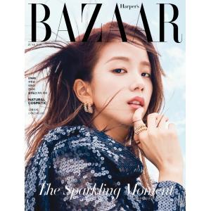 韓国 女性 雑誌 BAZAAR(バザー) 2019年 6月号 (BLACKPINKのジス表紙/キム・ヘジャ、イ・ハイ、Jannabi記事)|niyantarose