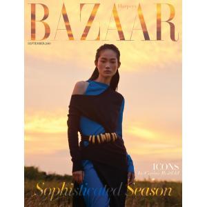 韓国女性雑誌 BAZAAR(バザー) 2019年 9月号 (表紙ランダム発送/NCTのテヨン記事) niyantarose