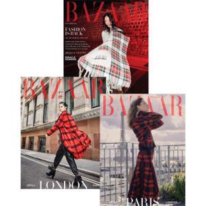 韓国女性雑誌 BAZAAR (バザー) 2021年 11月号 (表紙ランダム発送/SHINeeのミンホ記事) niyantarose