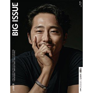 韓国芸能雑誌 THE BIG ISSUE KOREA(ビッグ・イッシュ・コリア)2017年 No.159 (スティーヴン・ユァン表紙)|niyantarose