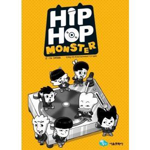 韓国のマンガ ヒップホップモンスター Hiphop Monster(防弾少年団(BTS)のWEBマンガ)|niyantarose