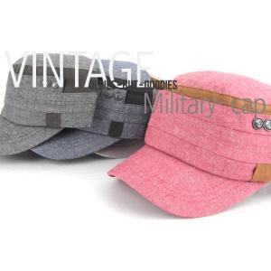ファッション軍帽  ライン デザイン キャップ  帽子 男女共用|niyantarose