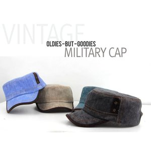 さわやかカラー 軍帽 キャップ  帽子 男女共用|niyantarose