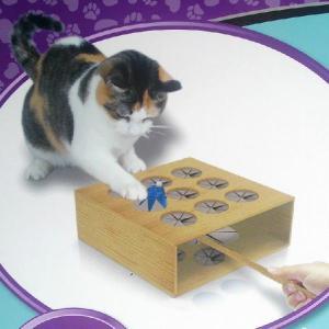 ねこのおもちゃ★もぐらたたき〜Whack a Mouse〜【輸入品】|niyantarose