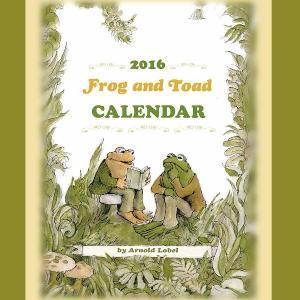 (セール/過去カレンダー)2016 がまくんとかえるくんカレンダー|niyantarose