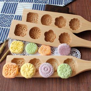 韓国 伝統菓子 薬菓 ダシク型(茶食型)ダシク板 道具 もち トック 薬菓 模様型 和菓子(10種類から選択)中国製 niyantarose