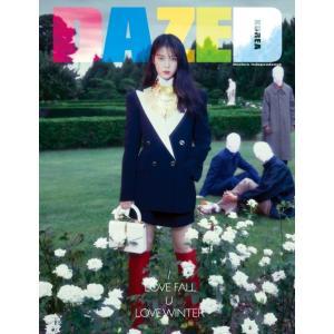 韓国 女性 雑誌 DAZED SPECIAL EDITION(デイズド・スペシャルエディション) 2019 Fall Edition (IU (アイユー)表紙/Kid Milli&Giriboy、キム・ミンギュ記事)