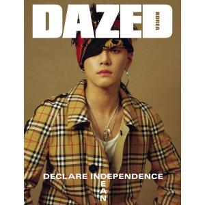 韓国女性雑誌 DAZED&CONFUSED KOREA(デイズド&コンフューズド・コリア)2017年 10月号 (DEAN表紙)|niyantarose