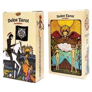 デロス タロットカード セカンドエディション 2.5 / Delos Tarot 2nd Edition 2.5(韓国産)カード82枚