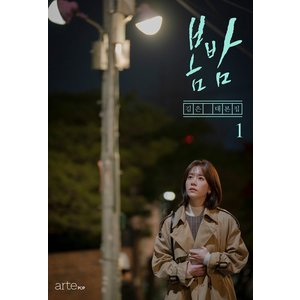韓国語 台本集 『春の夜 1』 (ドラマ「春の夜(ある春の夜に)」台本集) ハン・ジミン チョン・ヘイン 主演 著:キム・ウン