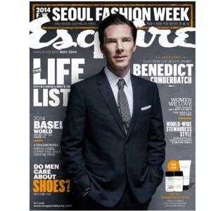 ★セール★ 韓国男性雑誌 Esquire(エスクァイア)2014年 5月号(2AMのイム・スロン、ジョン・ヒョソン、ユ・インヨン、チョン・ジュンヨン 記事) niyantarose