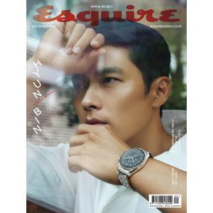 韓国男性雑誌 Esquire(エスクァイア) 2019年 9月号 (ヒョンビン表紙/f(x)のアンバー、キム・ジェウク記事) niyantarose