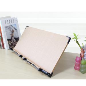 木製 ブックスタンド 超ワイドサイズ 60×26センチ ダブルサイズ 14段階調節 折りたたみ式 読書台 書見台 S3(輸入品)|niyantarose