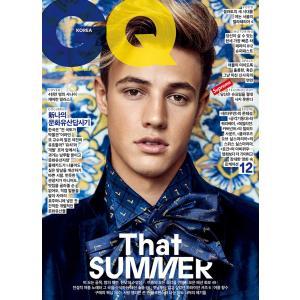 韓国男性雑誌 GQ(ジーキュー) 2017年 7月号 (イ・ジョンジェ、クォン・ヘヒョ、ムン・セユン記事)|niyantarose