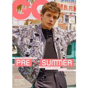 韓国 男性 雑誌 GQ(ジーキュー) 2019年 6月号 (ソヒョン、EXIDのソルジ記事)|niyantarose