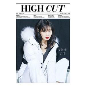 韓国芸能雑誌 HIGH CUT(ハイカット) 2...の商品画像