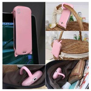 ねこのアイフォンケース iMau アイマウ  iPhone 5 / 5s  ホットピンク|niyantarose|02