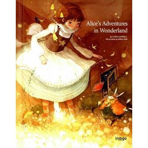 英語の童話 Alice's Adventures in Wonderland(ふしぎの国のアリス) 〜美しい古典シリーズ3 英語版|niyantarose