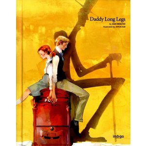 英語の小説/童話 Daddy Long Legs (あしながおじさん 英語版) 〜INDIGO 美しい古典シリーズ〜