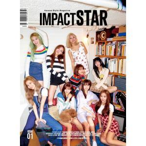 韓国芸能雑誌 IMPACT STAR(インパクト・スター) 2019年 7月号 (TWICE表紙/防弾少年団、PRODUCE X 101、東方神起のユンホ、NU'EST、EXID、NCT 127、AB6IX記事)|niyantarose