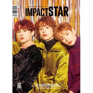 韓国 芸能 雑誌 IMPACT STAR(インパクト・スター) 2019年 12月号 (BDC表紙/GOT7、ZICO、ヒョナ&ドン、VICTONほか記事)