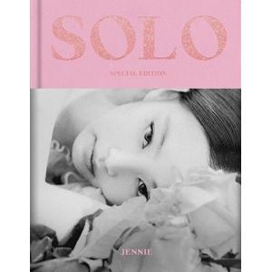 韓国スター写真集 BLACKPINKのジェニ  JENNIE [SOLO] PHOTOBOOK -S...