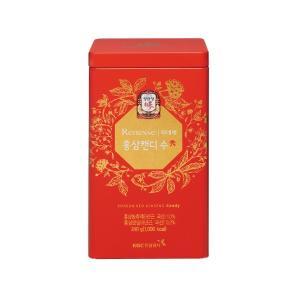 韓国食品<正官庄>紅参 キャンディー 秀 240g レネッセ(renesse)|niyantarose