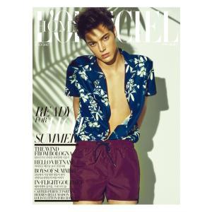 韓国男性雑誌 L'OFFICIEL HOMMES KOREA(ロフィシェルオムコリア) 2017年 7月号|niyantarose