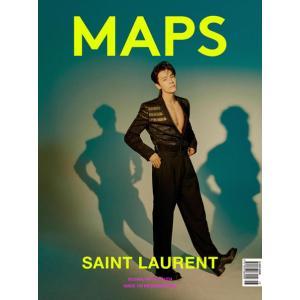 韓国 女性 雑誌 MAPS(マップス) 2019年 12月号 (SUPER JUNIORのドンヘ表紙選択)