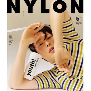 韓国 女性 雑誌 NYLON(ナイロン) 2019年 5月号 (チャン・ギヨン表紙/キム・ソヒョン、OH MY GIRL、NCTのジェミン記事)|niyantarose