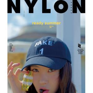 韓国女性雑誌 NYLON(ナイロン) 2019年 7月号 (ソンミ表紙/VIXXのレオ、Girl's Dayのバン・ミナ、gugudanのキム・セジョン、ウ・ウォンジェ記事)|niyantarose