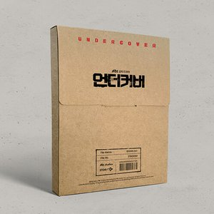 韓国音楽CD『チ・アンダーカバー O.S.T』(CD+フォト25枚+OST&クレジット5枚)キム・ヒョンジュ、ヨン・ウジン、ハン・ソンファ ドラマ|niyantarose