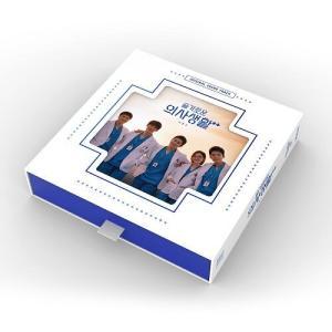 (筒入りポスター付き)韓国音楽CD『賢い医師生活 シーズン2 O.S.T』 ドラマ (2CD+フォトブック+フォトフレーム+写真+ステッカー+フィルムマーク+ポラロイド)|niyantarose