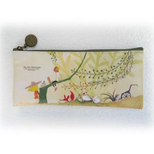 イラスト イン ペンケース 秘密の花園|niyantarose