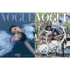 韓国女性雑誌 VOGUE(ヴォーグ) 2019年 6月号 (表紙ランダム発送)|niyantarose