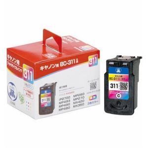 BC-311対応 JIT-C311CN キヤノン Canon 日本製リサイクルカラーインク(関連商品 BC-310)|nkkikaku