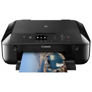 Canon A4インクジェット複合機[無線LAN USB2.0] PIXUS MG5730BK<ブラック>