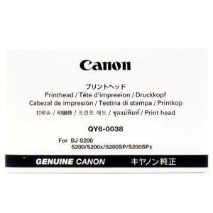 CANON純正プリントヘッド QY6-0038 BJ S200 S200x S200SP S200SPx対応 BCI-24BK BCI-24CLR|nkkikaku