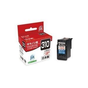 BC-310 キャノン ブラック 日本製リサイクル インク カートリッジ ジット JIT-C310B...