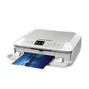 CANON A4インクジェット複合機[無線LAN  USB2.0] PIXUS MG6930WH<ホワイト>